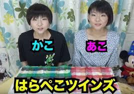 大食い双子小野あこ・かこの食べ方が衝撃!【動画】汚い?きゃりーが ...